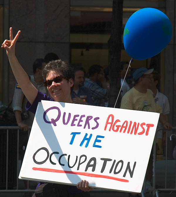 anti-occupation
