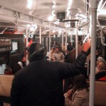 Vintage Subway Car