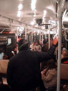 Vintage Subway Car