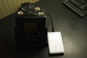 Hilton Clock Radio