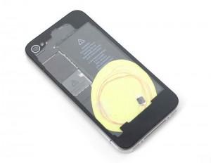 Adafruit iPhone with RFID