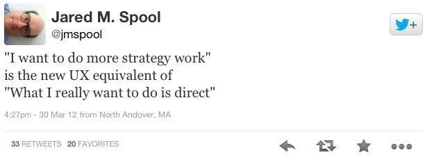 Spool Tweet