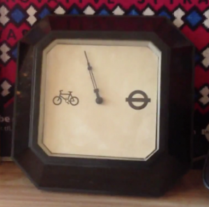 Bike Barometer