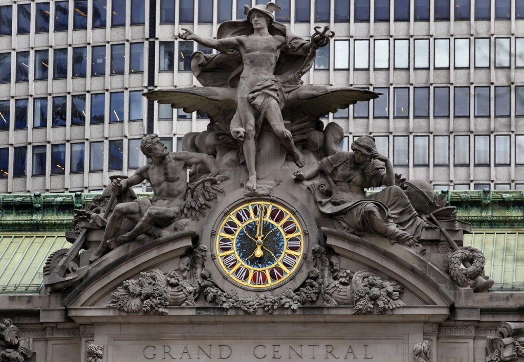 Grand Central Terminal Clock