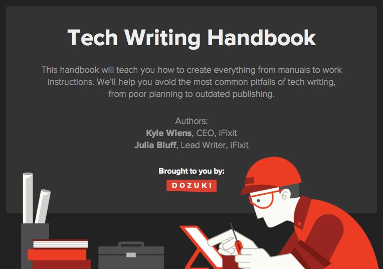 Tech Writing Handbook