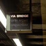 Dekalb Subway Sign