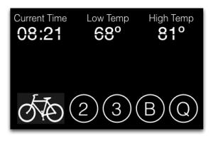 Bike Ride Concept