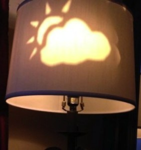 Bluetooth Weather Lamp