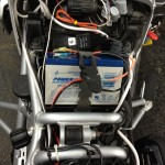 1200GS Auxiliary Battery