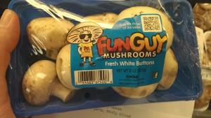 Fun Guy Mushrooms