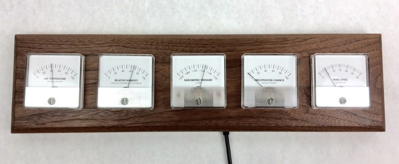 Picture of Meter Weather Station