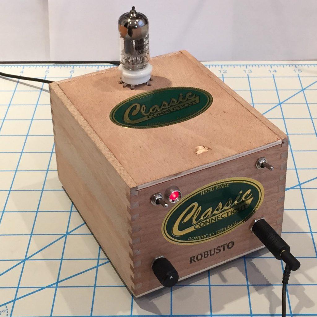 Robusto Amp