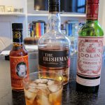 Irish Whiskey Manhattan