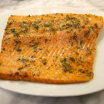 Irish Roast Salmon