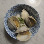Sake-Steamed Littleneck Clams