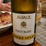 Pierre Spark Pinot Blanc, 2015