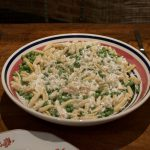 Modica Cavatelli with Ricotta & Peas