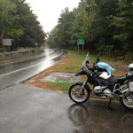 Braking AIDS Ride - Rain or Shine