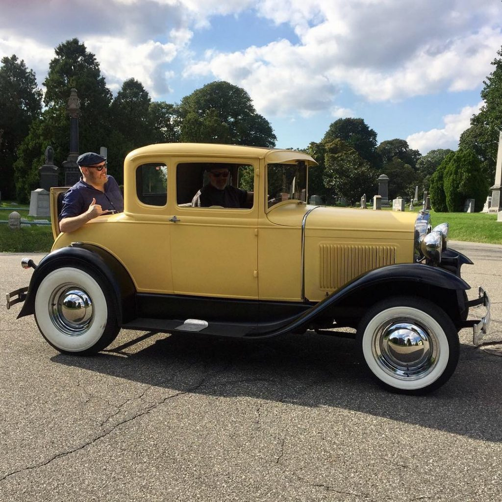 1930 Ford Coupe 1